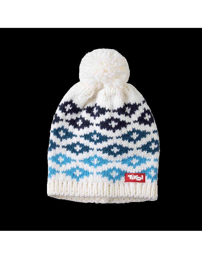 modische Mütze   eingenähtes Fleeceband   Material: 50% Schurwolle, 50% Polyacryl