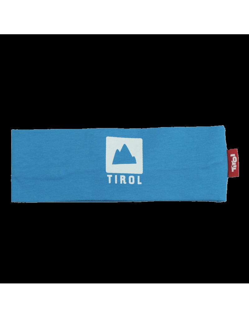 weiches Baumwollstirnband   in Blau   ideal auch als Geschenk