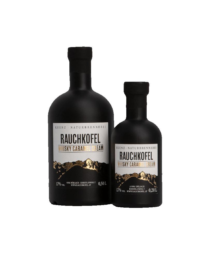 Österreichische Whisky Cream - Likör   cremig würziges Aroma   17 % Alkoholgehalt   500 ml